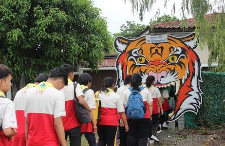 เข้าค่ายลูกเสือ